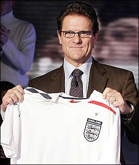 Why England Would Be Wise to keep Capello